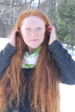 Faith Isham Long Hair